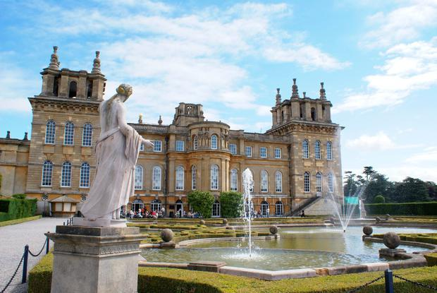 Blenheim Palace. Photo: Deposit