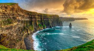 Cliffs of Moher. Photo: Deposit