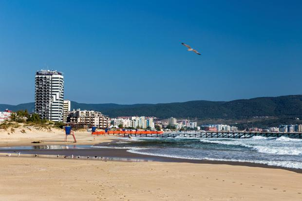 Sunny Beach, Bulgaria. Photo: Getty