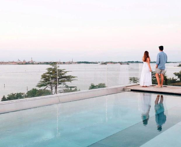 JW Marriott, Venice. Photo: Facebook.com/JWMarriottVeniceResportSpa