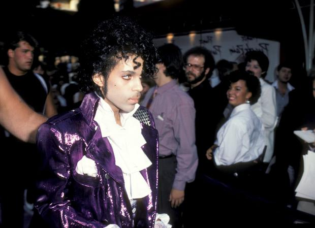 Prince in 1984. Photo by Ron Galella, Ltd./WireImage)