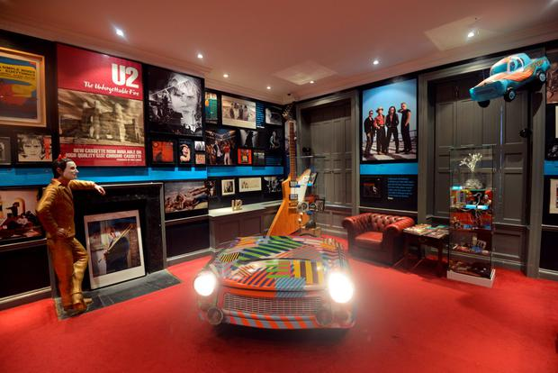 Little Museum of Dublin, U2.jpg