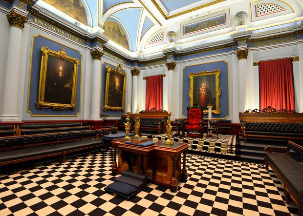 50. Freemasons Hall, Grand Lodge Room 2.jpg