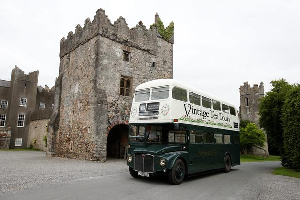 Vintage Tea Tours. Picture: Conor McCabe Photography