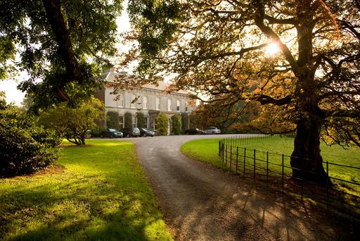 Ballyvolane House. Photo: Fáilte Ireland