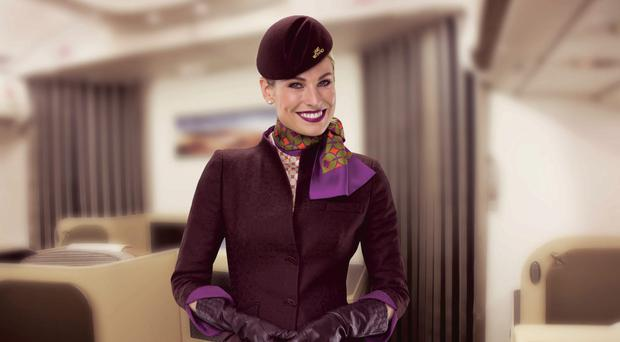 Etihad Airways - now hiring.