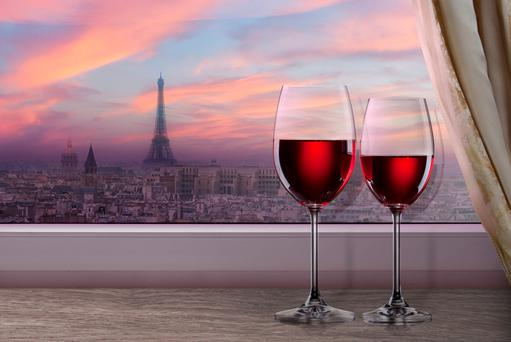 View of Paris. Photo: Deposit