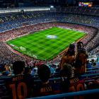 A general view of the Nou Camp stadium. Photo by David Ramos/Getty Images