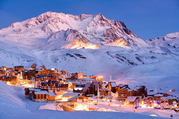 d387d93525d3 The town of Val Thorens