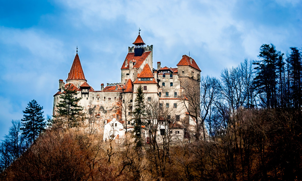 Bran Castle, Transylvania. Photo: Deposit