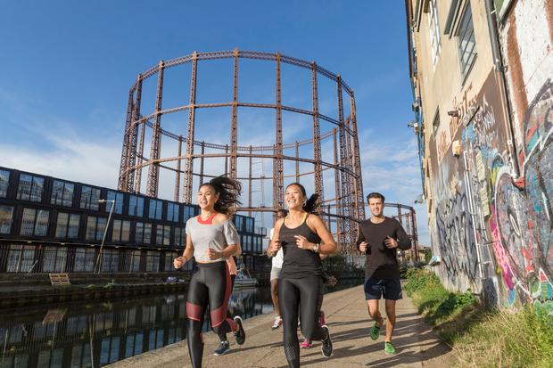 Airbnb Trips: Running in London
