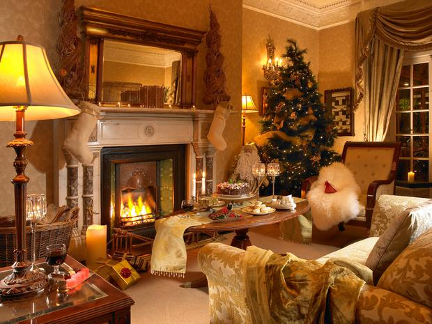 Christmas at Hayfield Manor
