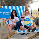 Kenny Jacobs and friends launch 'Ryanair Holidays'