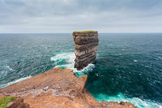 Bay Coast_Downpatrick Head_Seastack_1.jpg