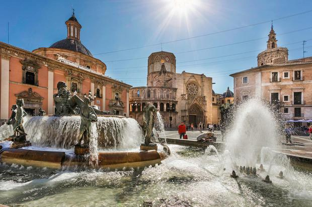Why not try Valencia's classic charms?