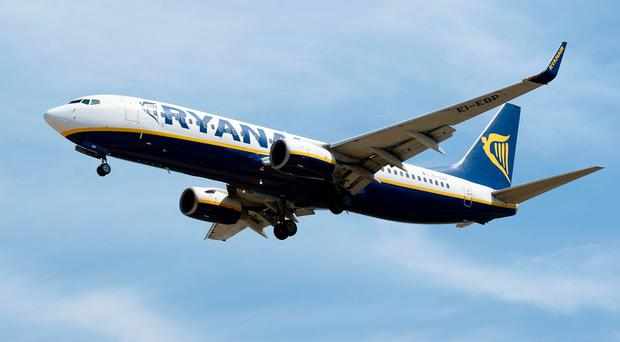 Ryanair launches new flights from Dublin to London Southend