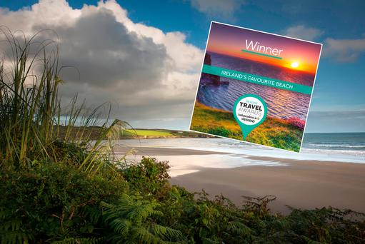 Inchydoney Beach: Your favourite for 2017!
