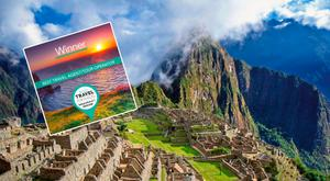 Machu Picchu. Photo: Deposit