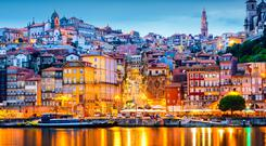 Riverside: Porto is located on the Douro river but is also a short journey from the coast should you fancy a day at the beach