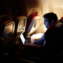 In-flight WiFi. Photo: Getty