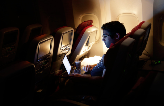 USA  airplane laptop ban could be extended to Europe