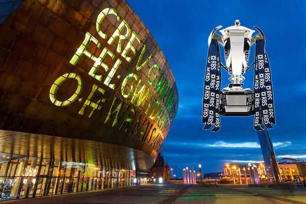 Cardiff: Six Nations Cities. Photo: Getty