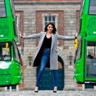 Jennifer Zamparelli (Maguire) launches the DoDublin rebrand. Photo Chris Bellew / Fennell Photography