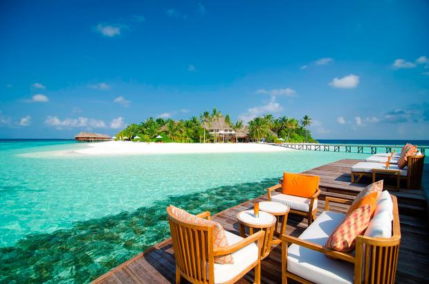 Mirihi Island, The Maldives. Photo: Marielle Ruiz