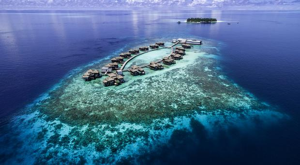 Jumeirah Dhevanafushi: Barefoot luxury in the Maldives