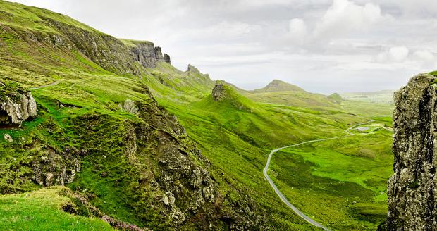 Flowers of Scotland: Taking the family to the Scottish ...