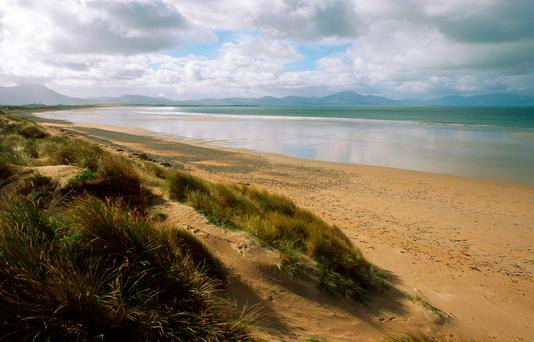 Banna Strand in Tralee Bay. Photo by RDImages/Epics/Getty Images