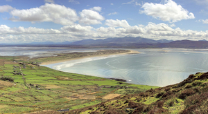 Inch Beach on the Dingle Peninsula. Photo: Fáilte Ireland