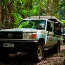 Enjoy 4x4 tour of the island
