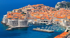 Dubrovnik's Old Town. Photo: Deposit