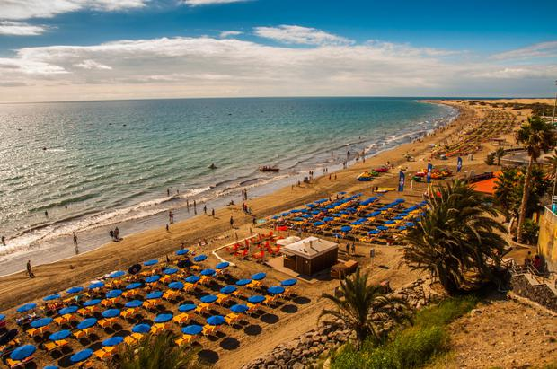 MELONERAS: A most relaxing place on Gran Canaria