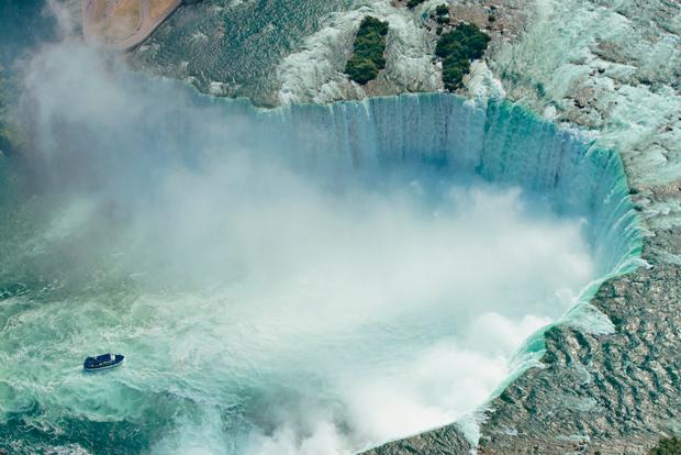 Niagara Falls. Photo: Canada Tourism Commission