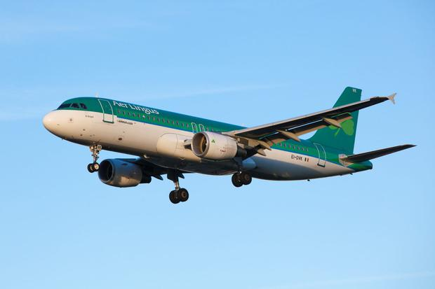 Aer Lingus (Stock picture)