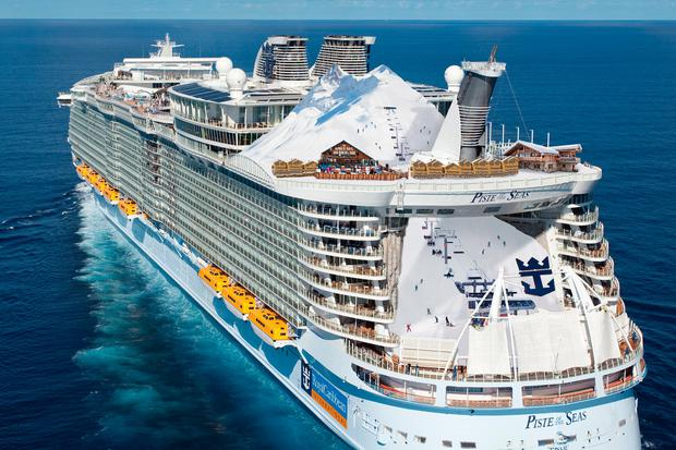 Taking the Piste: Royal Caribbean announces world's first