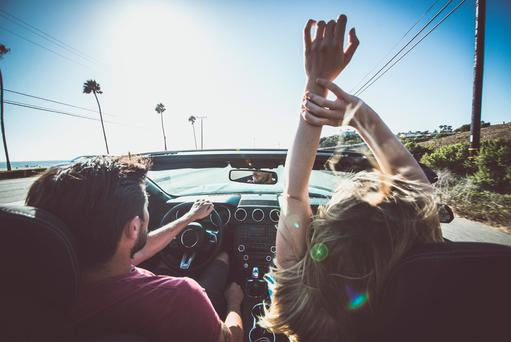 On the road - car hire tips