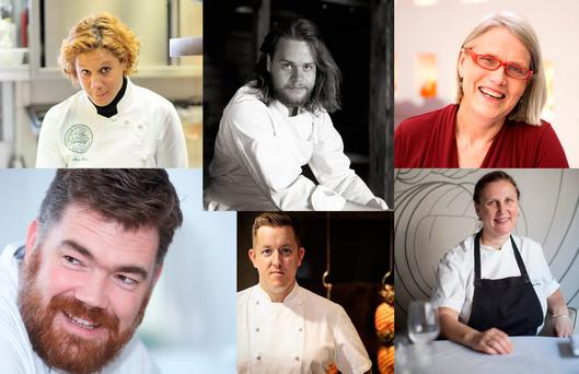 A stellar line-up - Food on the Edge 2017