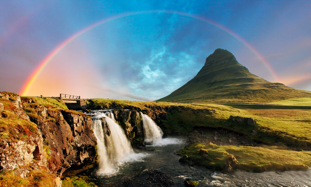 Iceland - the land of fire and ice