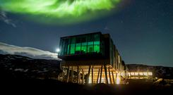 ION Adventure hotel, Iceland. PA Photo/Handout.