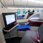 Inside Qatar Airways' Boeing 787 Business Class