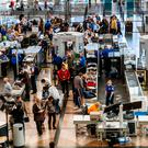 TSA airport security check point. Photo: Deposit