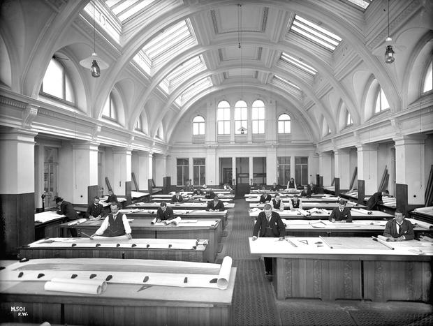 The Harland & Wolff Drawing Offices (archive)