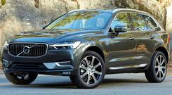 A little over-hyped: the Volvo XC60 is a real looker and premium class but not perfect