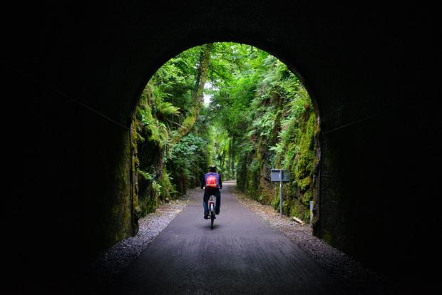 Waterford Greenway. Photo: Pól Ó Conghaile