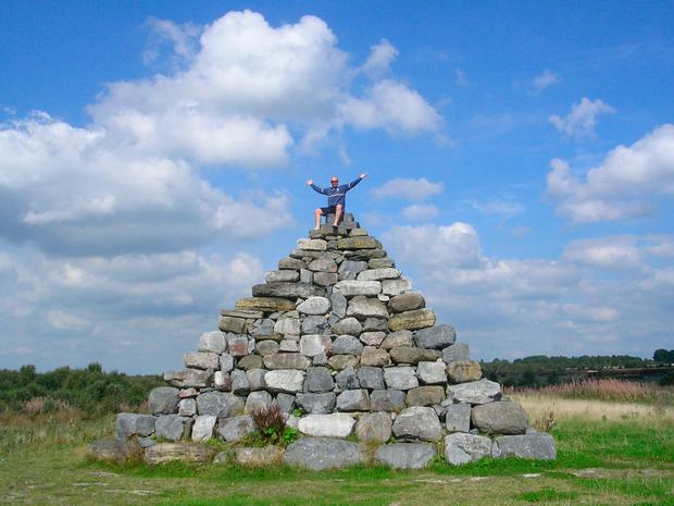 Lough Boora_Man on Pyramid_DC.jpg