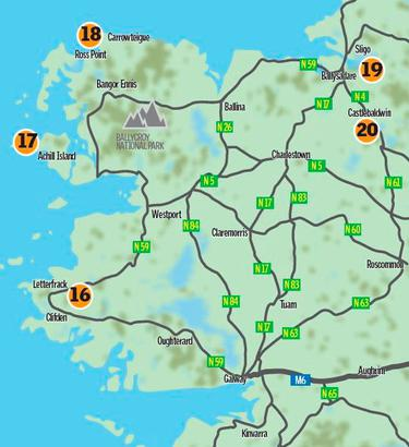 25 Best Walks in Ireland: No matter what your fitness level