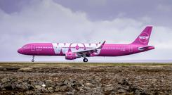 Wow air Airbus A321-211
